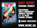 GCW: Johnny Devine vs TJ Wilson w/ Natalya Neidhart (Part 1)
