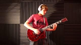Van Halen - Hot For Teacher Guitar Cover (All Solos)