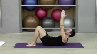 Yoga Abs Workout with Bryan Jones