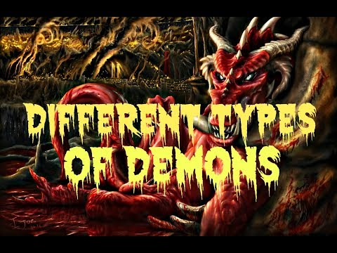 Different Kinds Of Demons & Spirits That Comes After God's Chosen People