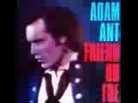 Adam Ant - Friends