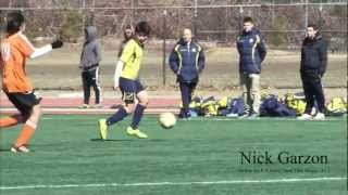 NICK GARZON STRIKER FOR FA EURO NEW YORK MAGIC 2013