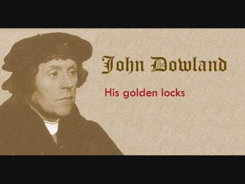 John Dowland - His golden locks time hath to silver turn