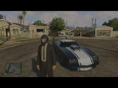 GTA V Online - Como conseguir el Imponte Phoenix - Coches raros # 1