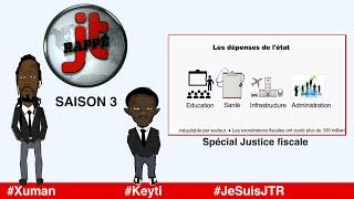 Journal Rappé (S03, édition spéciale) : Justice fiscale