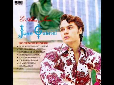 JUAN GABRIEL, El Alma Joven (1971), Album Debut Completo