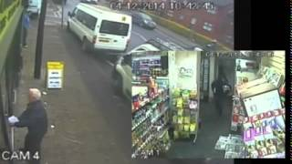 Mirá la reacción de un hombre ante un robo: para imitar