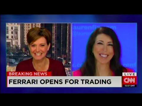 Autos on Wall Street: Toyota, Tesla & Ferrari News with Lauren Fix