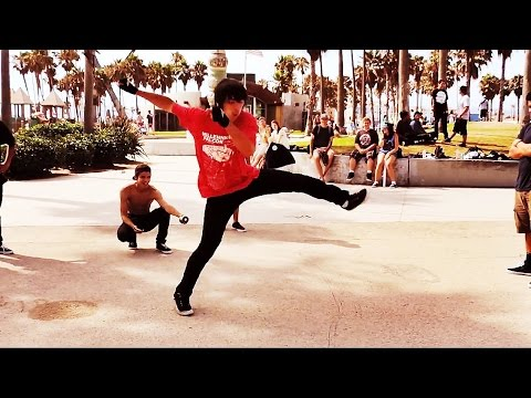 Los Angeles Jumpstyle Competition 2014 !!! video