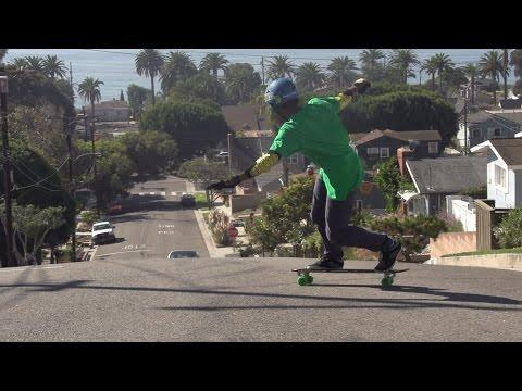Shamar Jackson - San Pedro Shredder (JET / ABEC 11 / Liquid)