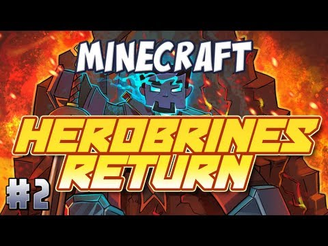 Herobrines Return - 2 - Skeletor