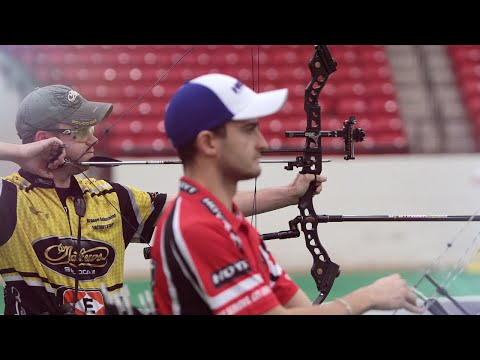 Compound Men Gold - Las Vegas - Indoor World Cup 2014