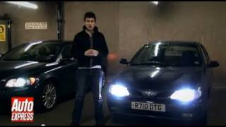 Illegal HID conversion kits explained - Auto Express