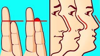 Qué dicen las partes de tu cuerpo sobre ti