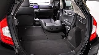 Honda Fit (2015) Seating Configurations