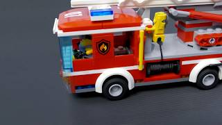 LEGO Сity cars stop motion for kids