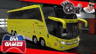 Euro Truck 2 [ TESTE] [ MAPA EAA BUS] [MOD ÔNIBUS][#350] [🚚]