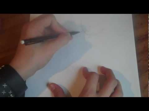 ► Drawing - Sakata Gintoki「Gintama」