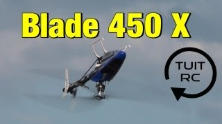 Blade 450 X 3D Flight Demo including Inverted flying, Rainbows, and Backwards Flight