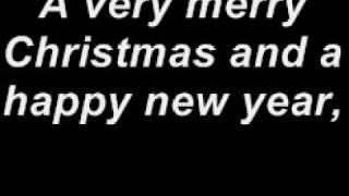 John Lennon   So this is christmas with lyrics