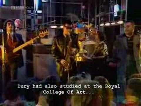 Ian Dury & The Blockheads - What A Waste [totp]