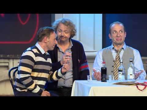 Kabaret Moralnego Niepokoju - Jerzyk Dzisiaj Nie Pije (Official HD, 2015)