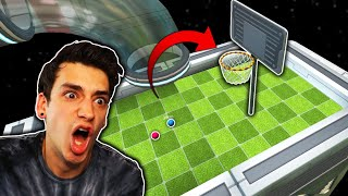 PLAYING GOLF BASKETBALL IN SPACE?! (Golf With Your Friends)