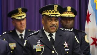 CPD Supt. Johnson explains why no audio recovered from fatal police shooting | Chicago.SunTimes.com