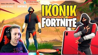 Παίρνω το Fortnite iKONIK Skin #Internet4u