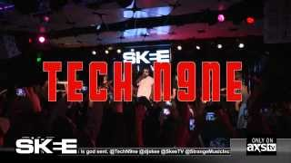 Fan Therapy Sessions with Tech N9ne on SKEE Live