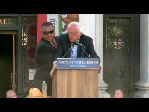 Taxpayers still paying for Sanders' secret service
