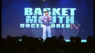 Basketmouth On