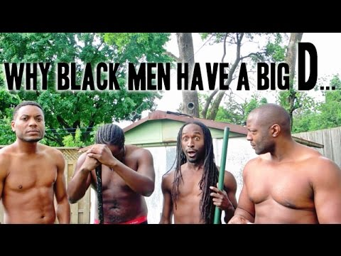 are black mens penises bigger