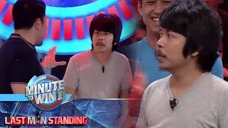 Minute To Win It: Empoy, nag-walk out sa Minute To Win It
