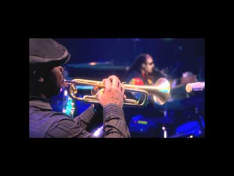 Stevie Wonder sing with Talk Box (Live in London) HD