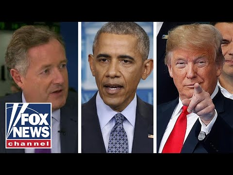 Piers Morgan: Obama wasn't a saint, Trump isn't the devil