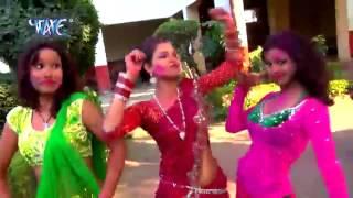 नॉन स्टॉप होली  Non Stop Holi   Lal  Abeer  Ritesh Pandey    Bhojpuri Hot Holi Songs 2015 HD 640x360