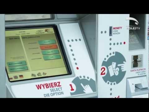 KolejTV - 03.12.2012 R. - Łódzka Kolej Aglomeracyjna, Święto Kolejarza, Biletomaty