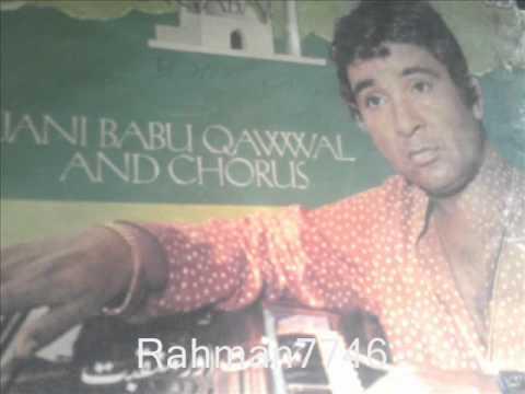 Very Rare Qawwali - Aisa Koi Mehboob Hua Hai Na To Hoga (Jani...