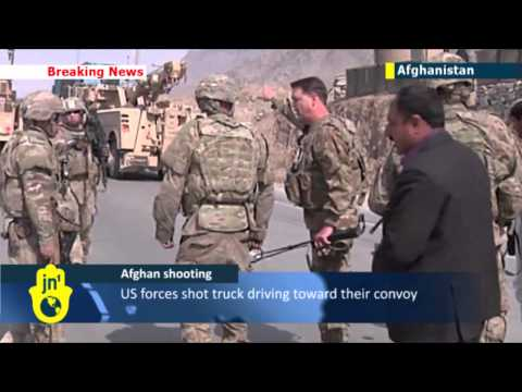 Afghan civilians killed outside Kabul when US checkpoint troops fire on suspicious vehicle
