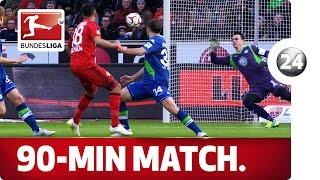 90 minutes of Bundesliga Excitement: Bayer Leverkusen vs Wolfsburg - Advent Calendar Number 24