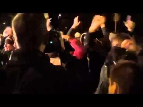 Беспорядки в Бирюлево  Москва  13.10.2013