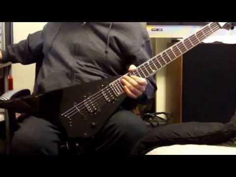 Jackson Custom RR DKGMT . Seymour Duncan Metal Mayhem Sh-6 set