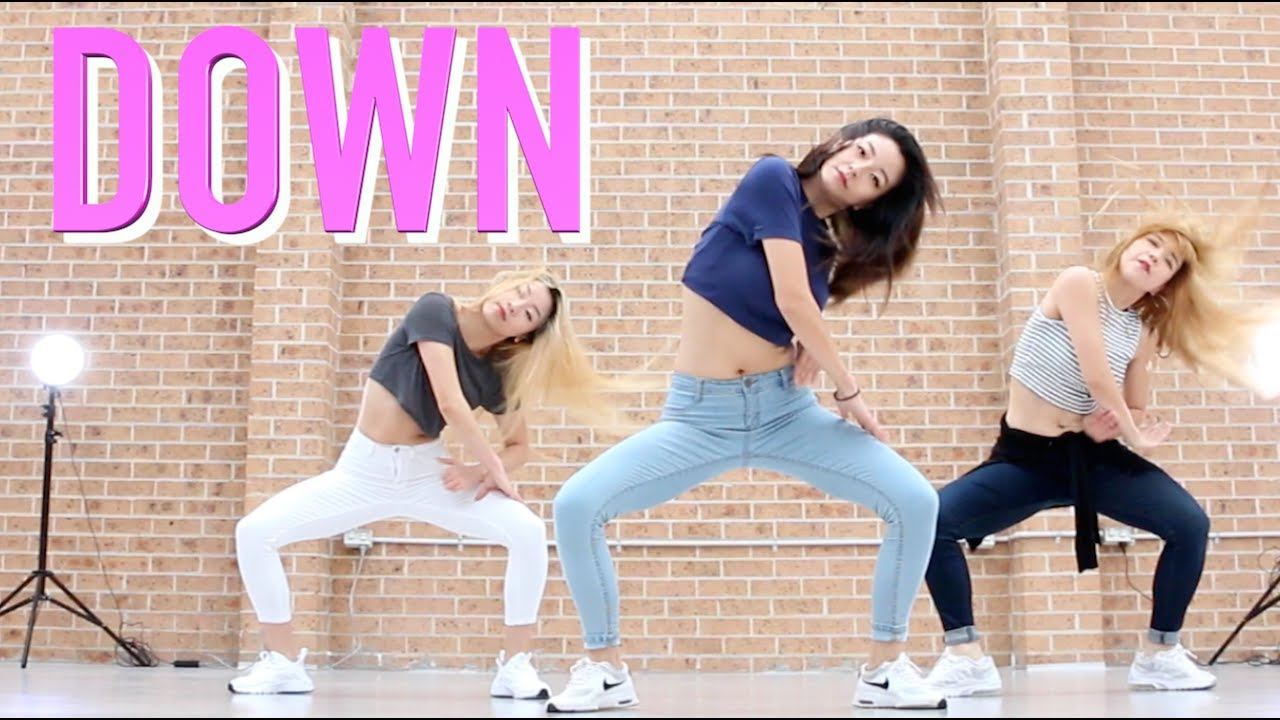 Fifth Harmony - Down | iMISS CHOREOGRAPHY @ IMI DANCE STUDIO