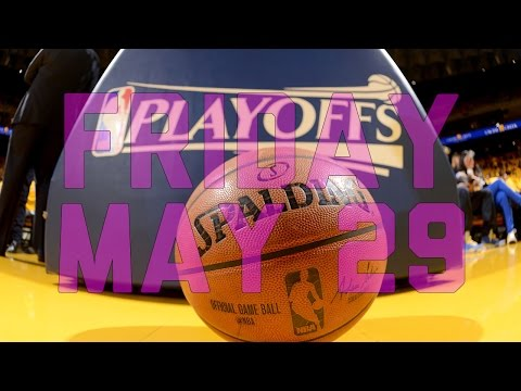 NBA Daily Show: May 29 – The Starters