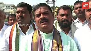 Telangana Council Chairman Swamy Goud Visits Tirumala Temple