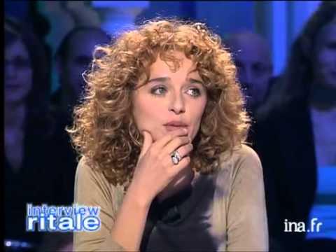 Interview ritale de Valeria Golino - Archive INA
