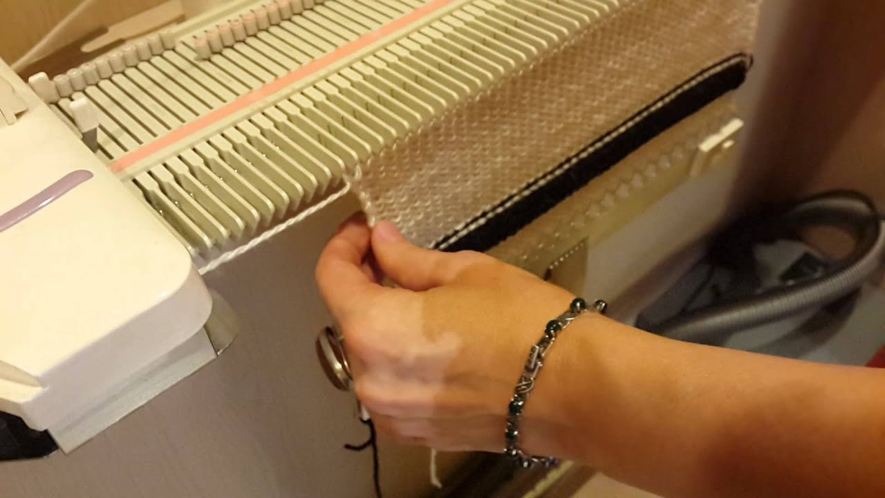 Вязание на машинке украина