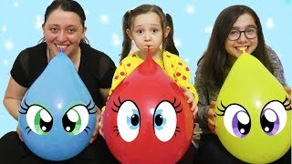 Learn Colors with Balloons, for kids