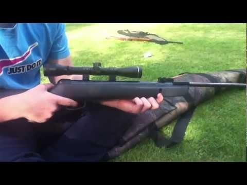 BSA hornet air rifle review